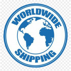 Shipping Payment for Worldwide Orders = £120 GBP