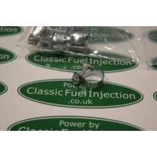 Classic Fuel Injection - Hose Clips / Clamp for High Pressure Fuel Hose