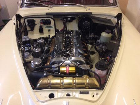 Jaguar Fuel Injection Conversion