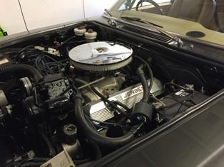 4 barrel fuel injection conversion