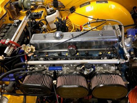 Triumph Fuel Injection Conversion