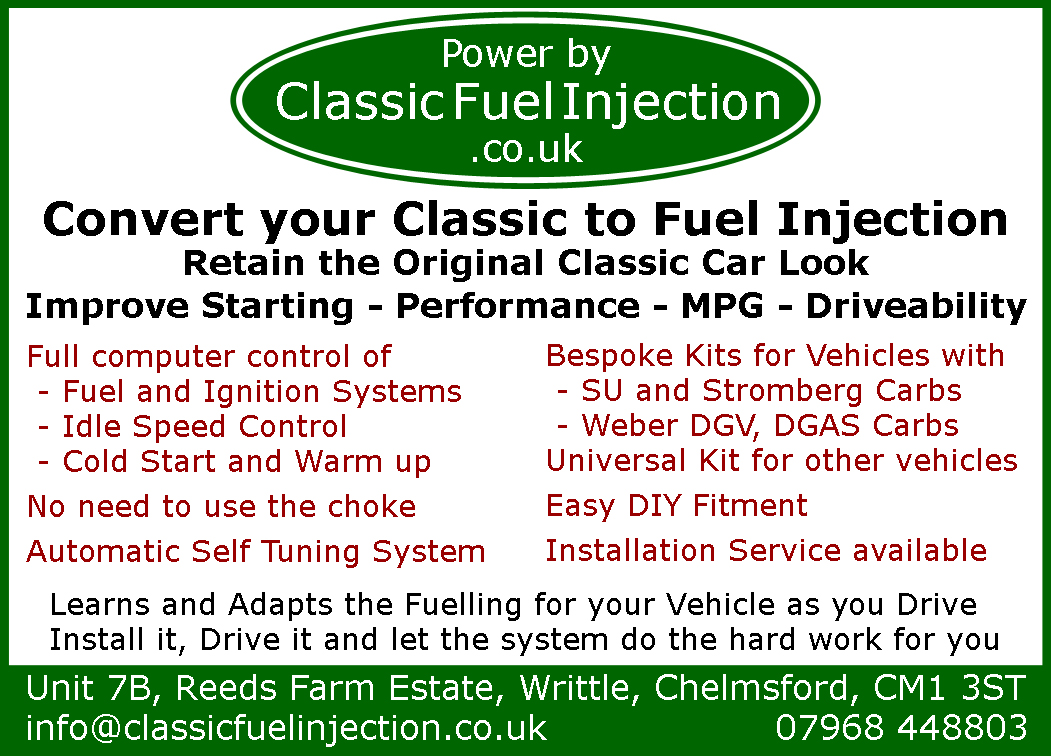 Classic Fuel Injection - Practical Classics Advert.jpg