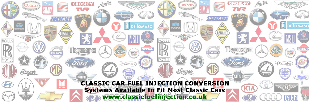 Fuel Injection for Classic Cars
