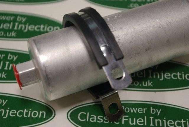 Classic Fuel Injection - Fuel Pump Mounting 1 x 38mm clamps