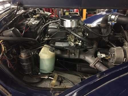 citroen light 15, citroen traction avant fuel injection conversion