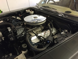 Jensen Interceptor V8 Fuel Injection Conversion