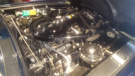 rolls royce fuel injection conversion