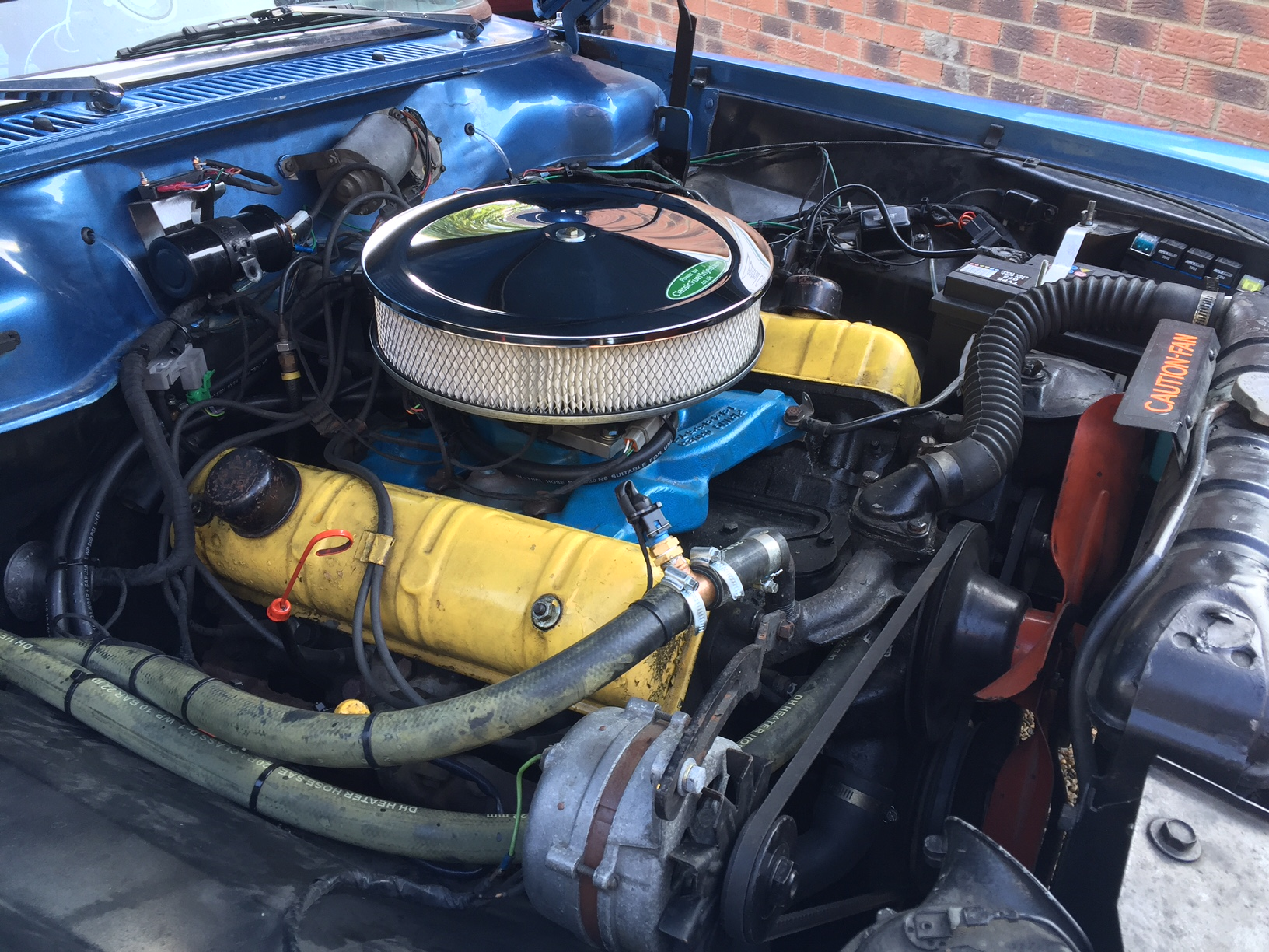 Classic Car Fuel Injection - Convert your Studebaker V8 to